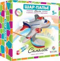 Игрушка-раскраска Шар-Папье Самолет