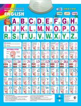 Электронный плакат Знаток Английский язык