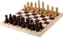 Шахматы Орловская ладья турнирные лакированные
