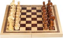 Шахматы Орловская ладья точеные офисные