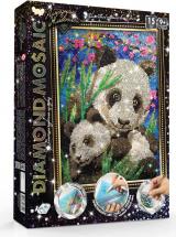 Мозаика алмазная Diamond Mosaic Панды