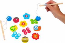 Игра Mapacha Ловим бабочек 10 элементов
