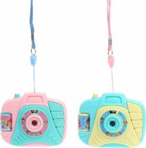 Фотокамера-проектор световые и звуковые эффекты, 1 шт