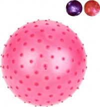 Массажный мячик Наша игрушка 16 см, микс