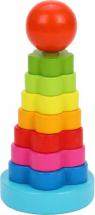 Пирамидка Mapacha Цветочек