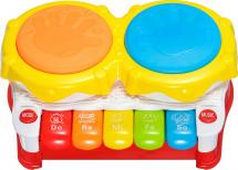 Музыкальная игрушка Жирафики Пианино с барабаном
