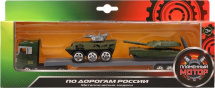 Машинки Пламенный мотор Военная техника