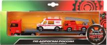 Машинки Пламенный мотор Пожарная охрана