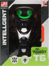 Робот Intellgent со светом и звуком