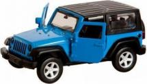 Машинка Пламенный мотор Jeep Wrangler, синий