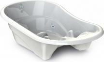Ванночка Kidwick Лайнер с термометром, белый/бирюзовый