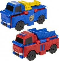 Автовывернушки 1Toy Transcar. Эвакуатор/Самосвал