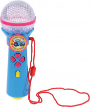 Микрофон Умка Синий трактор