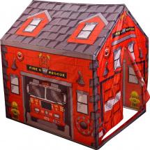 Палатка игровая Пожарные 69х93х103 см