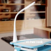Лампа FunDesk L1 White настольная светодиодная