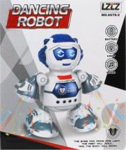 Робот-танцор со звуком и 3D-подсветкой