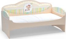 Диван-кровать Mia Standart, бежевый