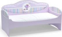 Диван-кровать Mia Big, сиреневый