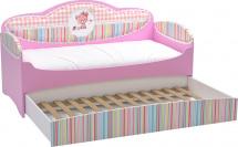 Дополнительное спальное место для дивана-кровати Mia