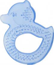 Прорезыватель Knopa Уточка охлаждающий, синий