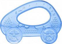 Прорезыватель Knopa Машинка охлаждающий, синий