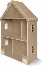 Кукольный домик Вероника, без покраски