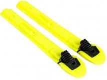 Лыжные механические крепления ELVA 3N (для ботинок с подошвой NNN), лимон