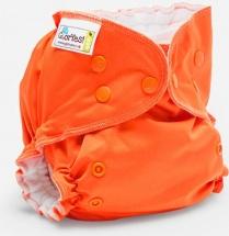 Многоразовый подгузник GlorYes Classic Plus (3-18 кг) апельсин