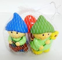 "Игрушки для купания Курносики ""Гномики"""