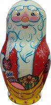 Футляр для подарков Вятский сувенир Дед Мороз 25 см
