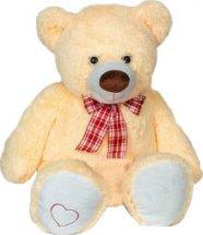Мягкая игрушка Весна Медведь Персик 2