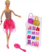 Кукла Defa Lucy Модница с аксессуарами