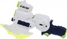 Бластер SpaceWeapon с звуковыми и световыми эффектами