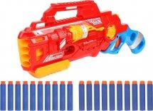Бластер Blaze Storm. Soft bullet gun с мягкими пулями 20 шт