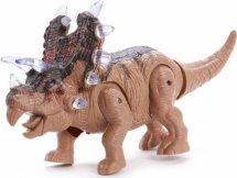Динозавр Трицератопс Дино со световыми и звуковыми эффектами