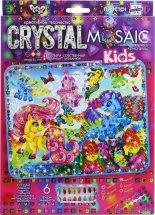 Мозаика алмазная Crystal Mosaic Волшебные пони