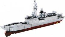 Конструктор Sluban Модельки. Крейсер 417 деталей
