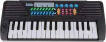 Синтезатор 32 клавиши, черный