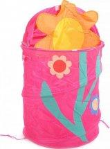 Корзина для игрушек Цветочек 45х50 cм