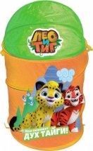 Корзина для игрушек Играем вместе Лео и Тиг 43х60х43 см