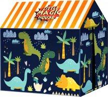 Палатка игровая Динозаврики 106х66х106