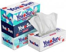 Бумажные гигиенические салфетки YokoSun детские, 200 шт