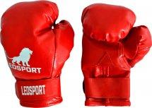 Перчатки боксерские Leosport Классика 8 унций, красный