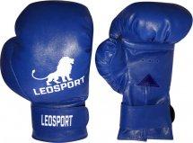 Перчатки боксерские Leosport Классика 8 унций, синий