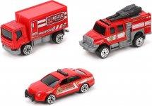 Машинки YakoToys Пожарная бригада