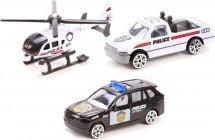 Машинки YakoToys Полиция