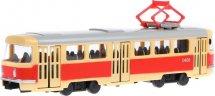 Трамвай Play Smart со светом и звуком
