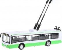Троллейбус Play Smart со светом и звуком