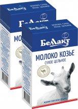 Молоко сухое Беллакт Козье цельное  300 г х 2 шт