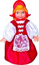 Кукольный театр Весна Девочка в красной шапочке 30 см
